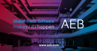 Digitize innovate evolve Software provider AEB unveils new identity