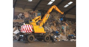 JCB FLEET ANSWERS WASTEMASTERS HIRE CALLING
