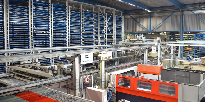 Kasto AUTOMATED SHEET METAL STORAGE AND HANDLING CUTS DELIVERY TIMES
