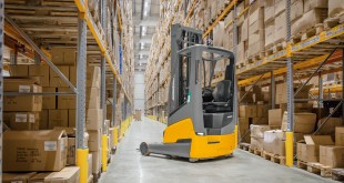 Major lithium-ion order from Mexico 19 ETV 216i Jungheinrich reach trucks for Seglo Logistics
