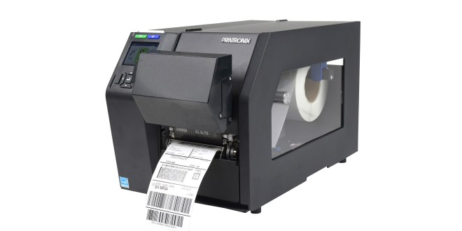Printronix Auto ID new ODV 2D now supports QR codes