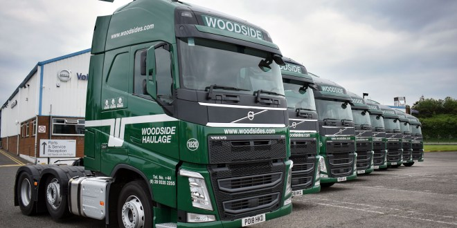 WOODSIDE LOGISTICS GROUP ACCELERATE FLEET EXPANSION