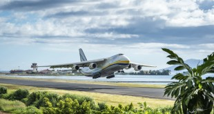 ANTONOV Airlines UK partnership delivers soaring revenue in 2017