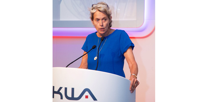 Baroness McIntosh of Pickering is new UKWA President