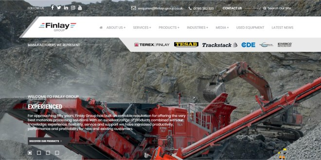 Finlay Group extends its online presence to visitors