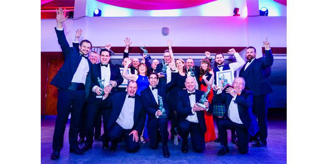 FLTA Forklift Safety Awards scoops its own award nod