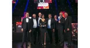 GAME-CHANGING TECHNOLOGY EARNS PALLETFORCE TOP INDUSTRY AWARD