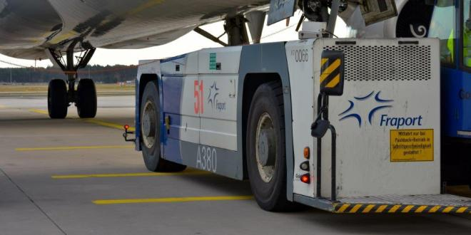 GKN Wheels Develops High Performance Airport Tractor Wheel