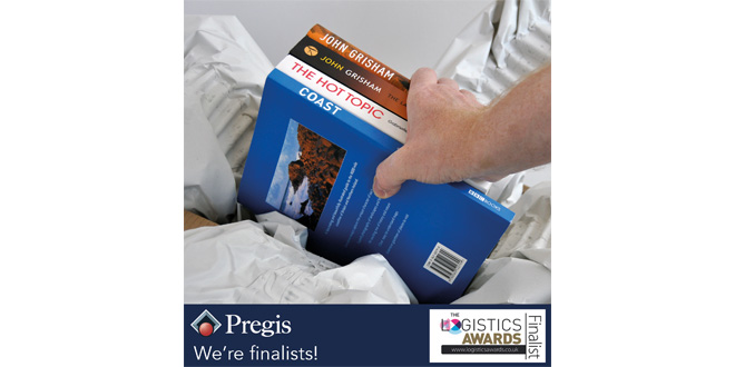 Pregis shortlisted for environmental packaging award