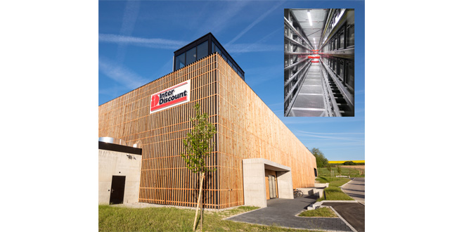 TGW completes fully automated distribution centre for Swiss home electronics giant