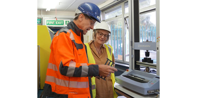 Axion Polymers hosts MEP fact finding visit to recycling sites