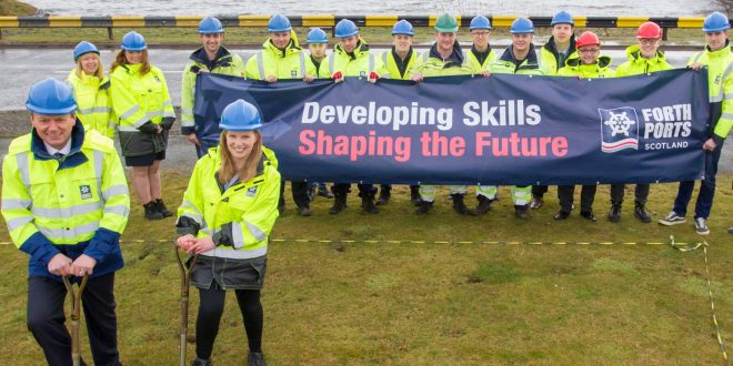 FORTH PORTS REACHES AWARDS FINAL FOR COMMUNITY WORK