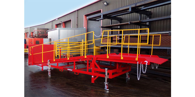 Flowerline routes streamlined packing process with addition of Thorworld loading ramp
