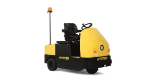 NEW HYSTER RIDER TOW TRACTOR SUPPORTS AUTOMOTIVE INDUSTRY PRODUCTIVITY
