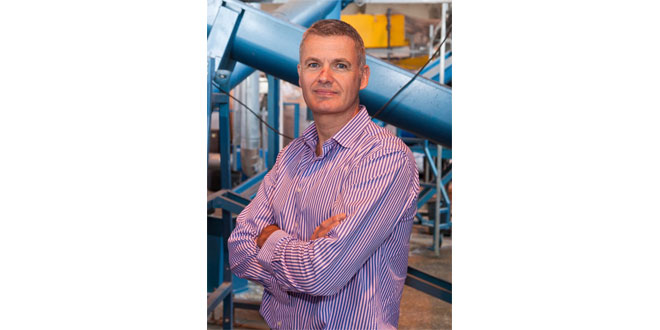 Smurfit Kappa appoints Chris Collier as new managing director at Smurfit Kappa Recycling UK