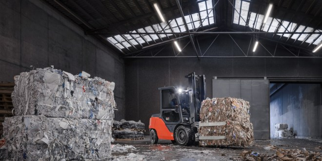 Toyota Supports the Waste and Recycling Sector at RWM 2018