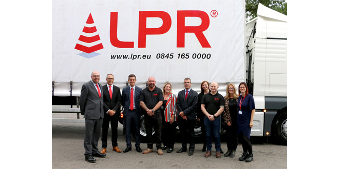 LPR opens its 'depot doors' at Sywell to showcase automation investment