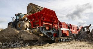 MMC Southern takes delivery of Terex jaw crusher number four