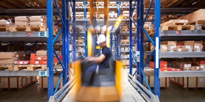 Renovotec modern warehouse