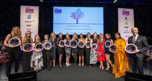 Two weeks to enter the 2019 FDM everywoman in Technology Awards
