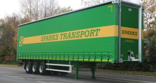 CARTWRIGHT PROVIDES TOTAL COST SOLUTION FOR SPARKS TRANSPORT