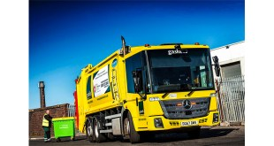 Mercedes-Benz Econic refuse trucks tick all the boxes for Gaskells Waste Services