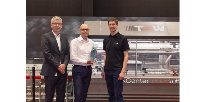 TGW Rovolution wins the 2018 Austrian Robotics Award