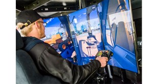 Training meets technology with new Simulation Zone at Plantworx