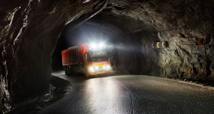 VOLVO TRUCKS PROVIDES AUTONOMOUS TRANSPORT SOLUTION TO BRONNOY KALK AS IN NORWAY