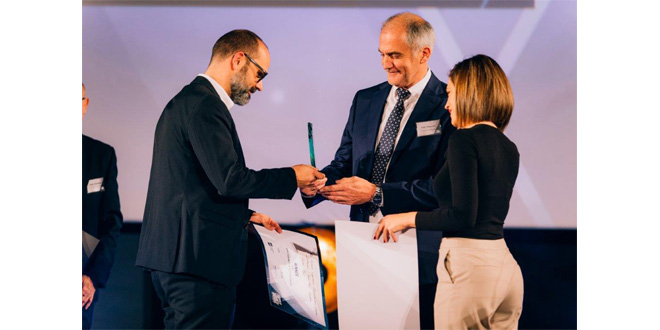 Euro Pool System win Supply Chain Award
