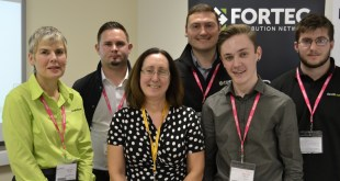 FORTEC DISTRIBUTION JOINS FORCES WITH WCG TO INTRODUCE STUDENTS TO LOGISTICS