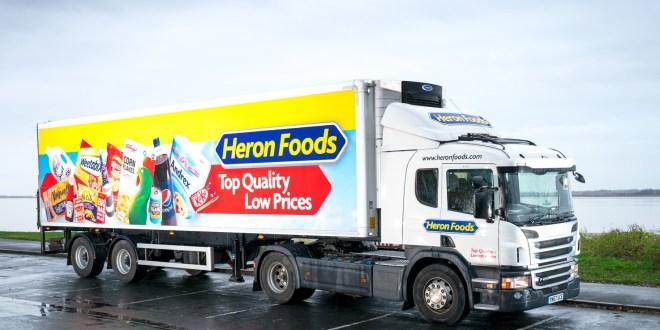 Gray & Adams opens a new door to increased efficiency for Heron Foods