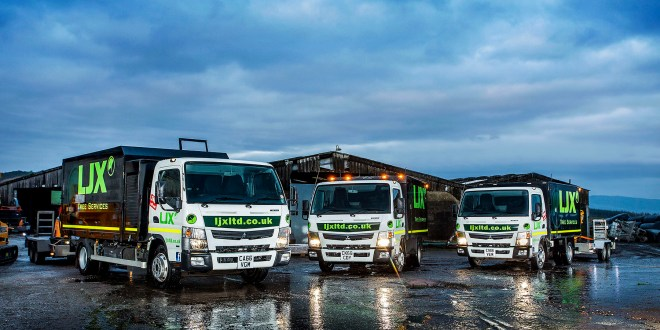 LJX turns over a new leaf with FUSO Canter