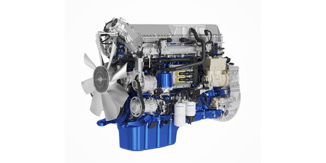 VOLVO TRUCKS NEW ENGINE IMPROVEMENTS OFFER FUEL SAVINGS