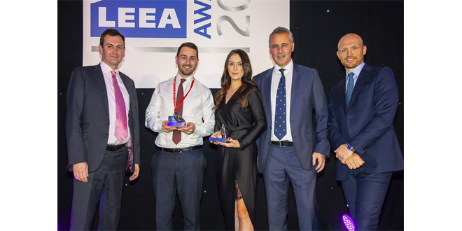 Certex UK Wins Sustainable Solution of the Year