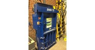 Furniture manufacturer invests in Riverside Waste Machinery baler