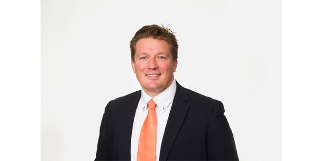 JLG Industries promotesJonathan Dawson to Managing Director