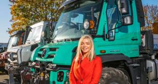 Mercedes Benz appoints Katie Purcell as Head of Special Trucks Unimo