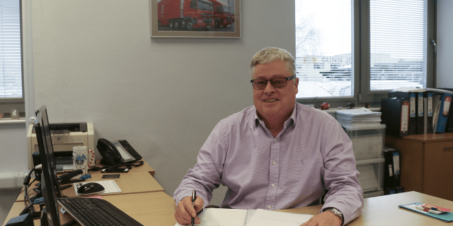 Phil Rodman Managing Director Cartwright Rentals