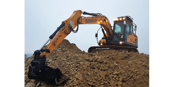 Rave reviews for Willowbrook Plant and Hyundai from E J Civils