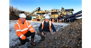 Scott Bros invests 1m GBP in urban quarry wash plant