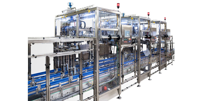 Smurfit Kappa Bag-in-Box® launches innovative new triple-head filling machine