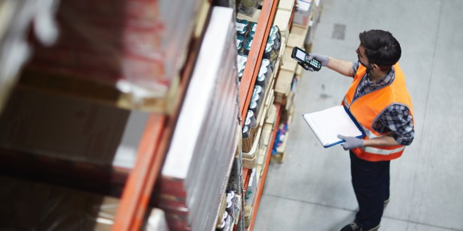 Technology Challenges and Opportunities for Warehouse Management by GSM Barcoding