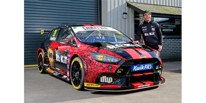 BigChange backed Hamilton returns to the British Touring Car Championship