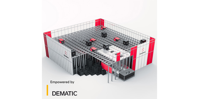 Dematic widens portfolio with AutoStore's Black Line technology