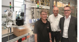 Domino Barcode boost to TGW Ltd automated warehouse offering