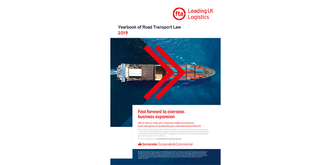 FTA publishes new edition of its guide to road transport law