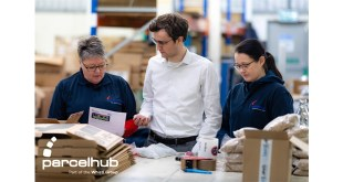 Parcelhub moves into fulfilment services