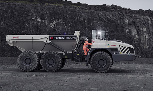 Terex Trucks has its eyes set on growth in Germany