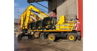 Waste Masters Hire add more JCB telehandlers to short term hire fleet